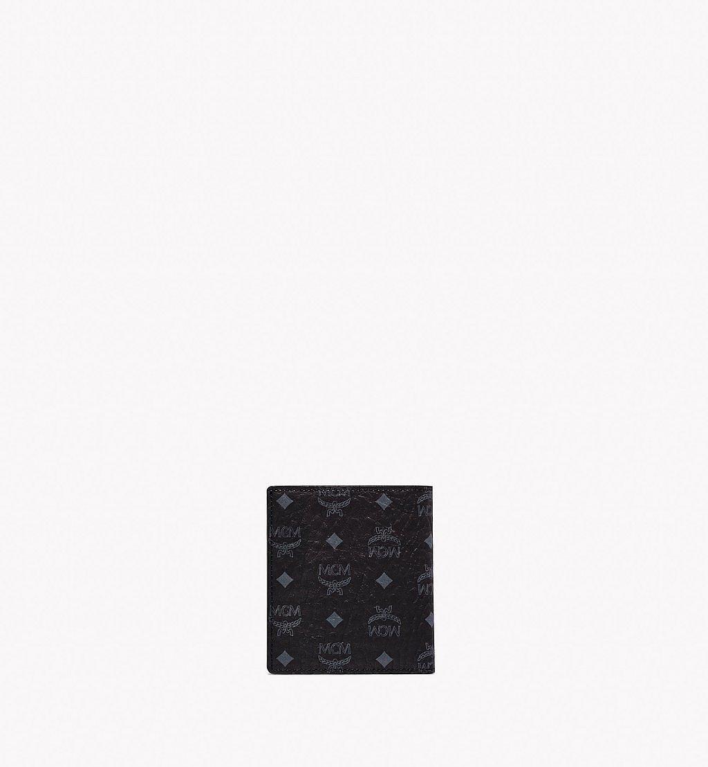 MCM Gefaltete Brieftasche in Geo Graffiti Visetos Black MXSBSSX01BK001 Noch mehr sehen 2