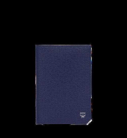 뉴브릭 엠보싱 레더 여권지갑
