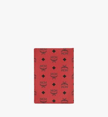 MCM Year Of The Mouse Passport Holder Red MXVASXL01RJ001 Alternate View 2