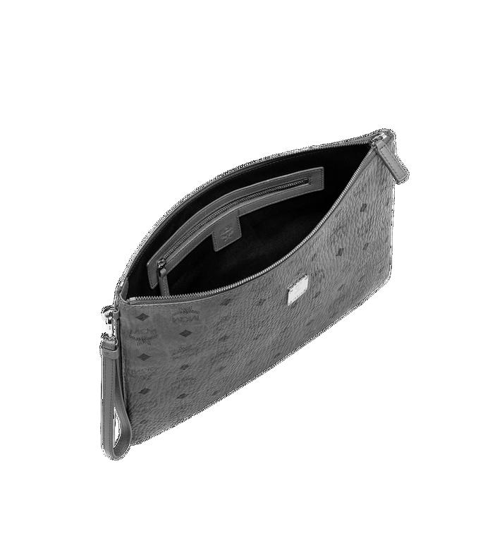 MCM Wristlet Zip Pouch in Visetos Original Alternate View 5