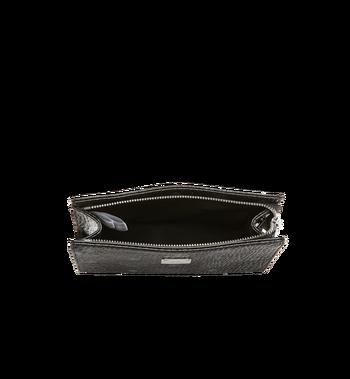 MCM Tasche mit Reissverschluss in Visetos Original Alternate View 4