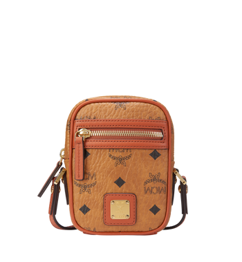 MCM Heritage Crossbody in Visetos AlternateView