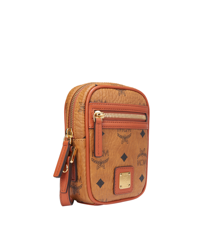 MCM Heritage Crossbody in Visetos Alternate View 2