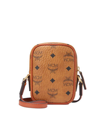 MCM Heritage Crossbody in Visetos AlternateView4