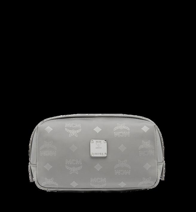 Medium Dieter Reisetasche aus Nylon mit Monogramm Silver
