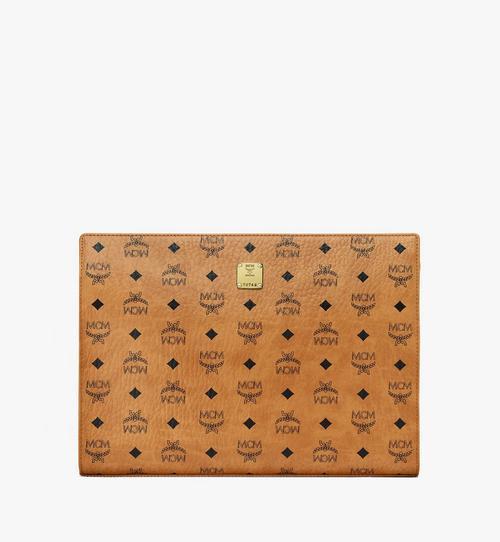 Tasche mit Reissverschluss in Visetos Original