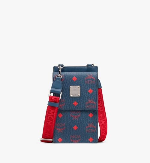 Crossbody Phone Case in Visetos