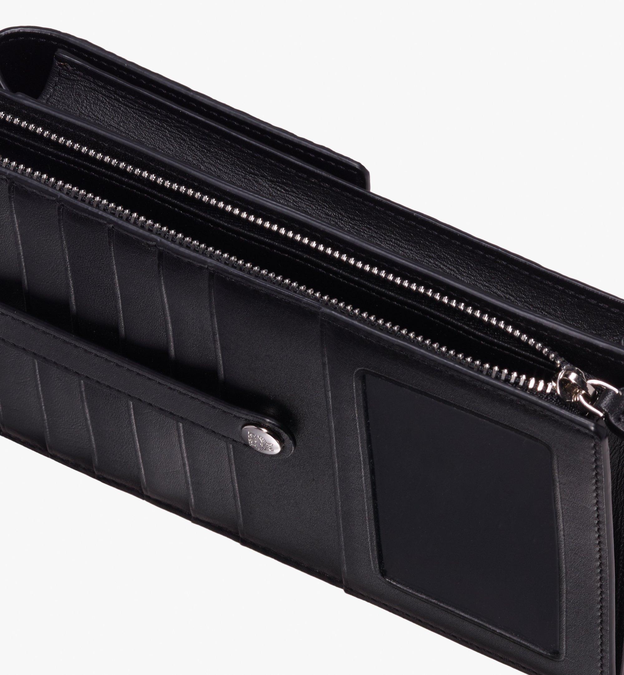 MCM Crossbody Phone Case in Visetos Black MXZ9AVI54BK001 Alternate View 2