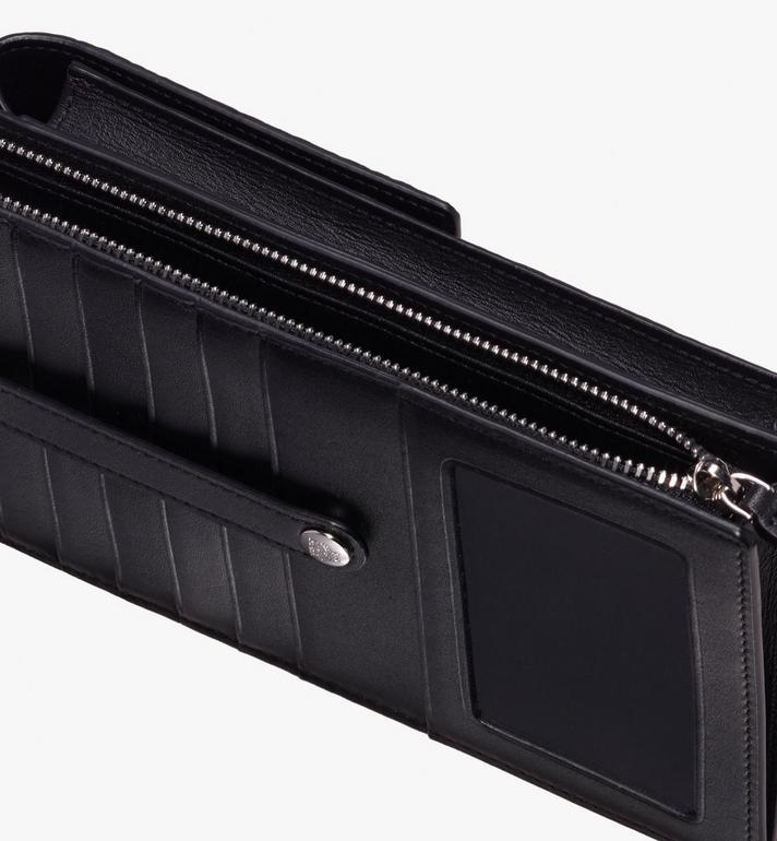 MCM Crossbody Phone Case in Visetos Black MXZ9AVI54BK001 Alternate View 3