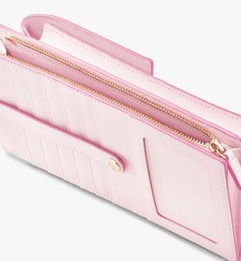 MCM Crossbody Phone Case in Visetos Pink MXZ9AVI54QH001 Alternate View 3