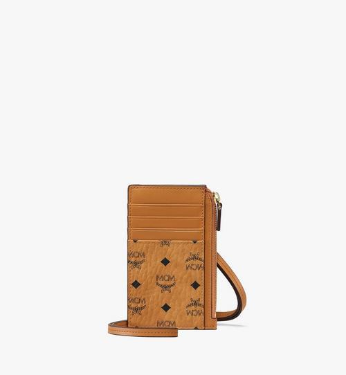 〈ヴィセトス オリジナル〉ランヤード カードホルダー