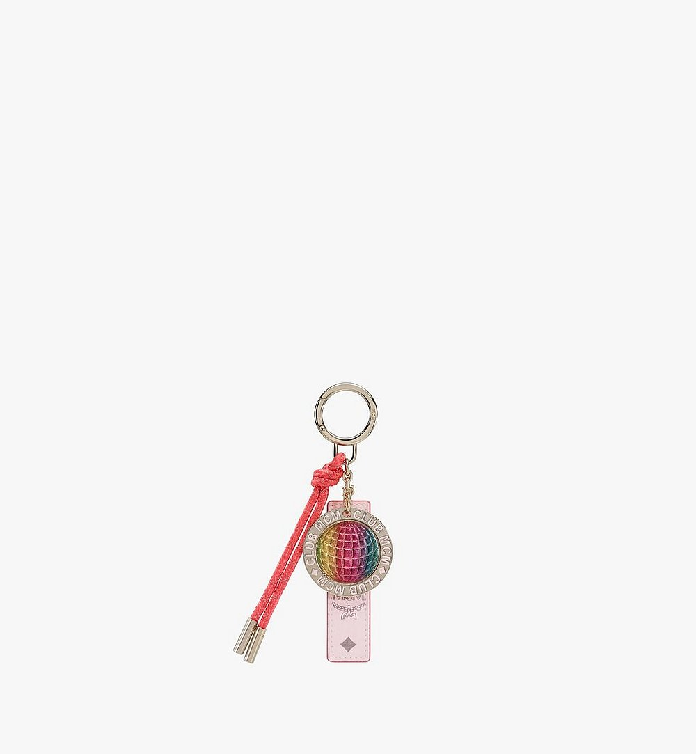 MCM MCM Collection Disco Ball Charm Pink MXZASMM04QH001 Alternate View 1