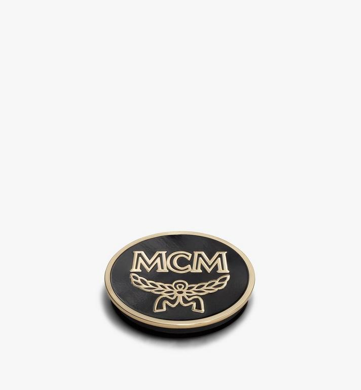 MCM PopSockets x MCM PopGrip Black MXZASMM05BK001 Alternate View 2