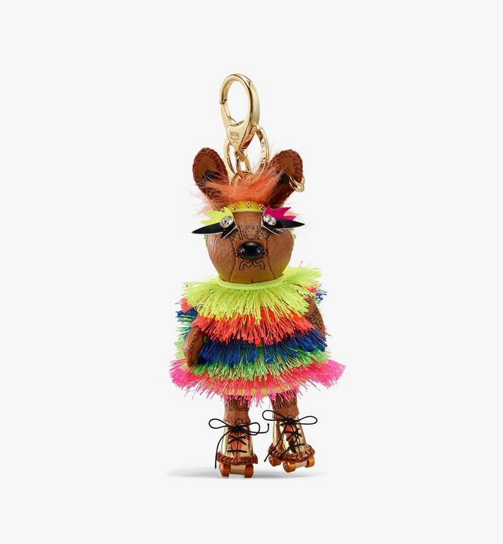 MCM MCM Zoo Disco Rabbit Charm Alternate View