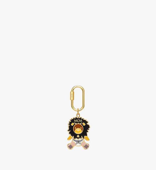 Porte-clés lion en métal