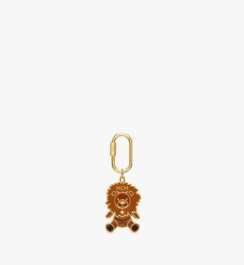 Löwenanhänger aus Metall