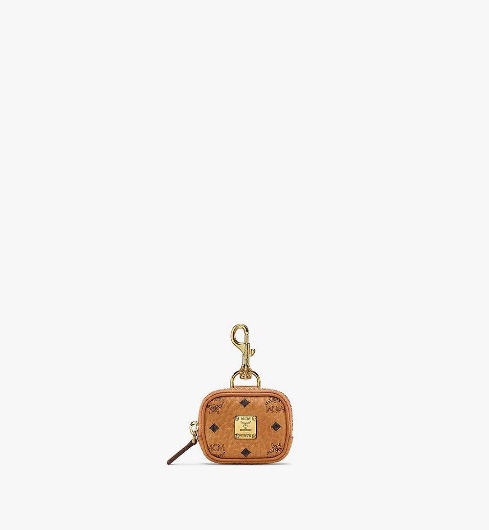 MCM Visetos Original E/W手拿包挂饰 Cognac MXZBSVI09CO001 更多视角 1
