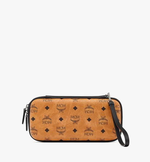 Game Console Case with Wristlet in Visetos