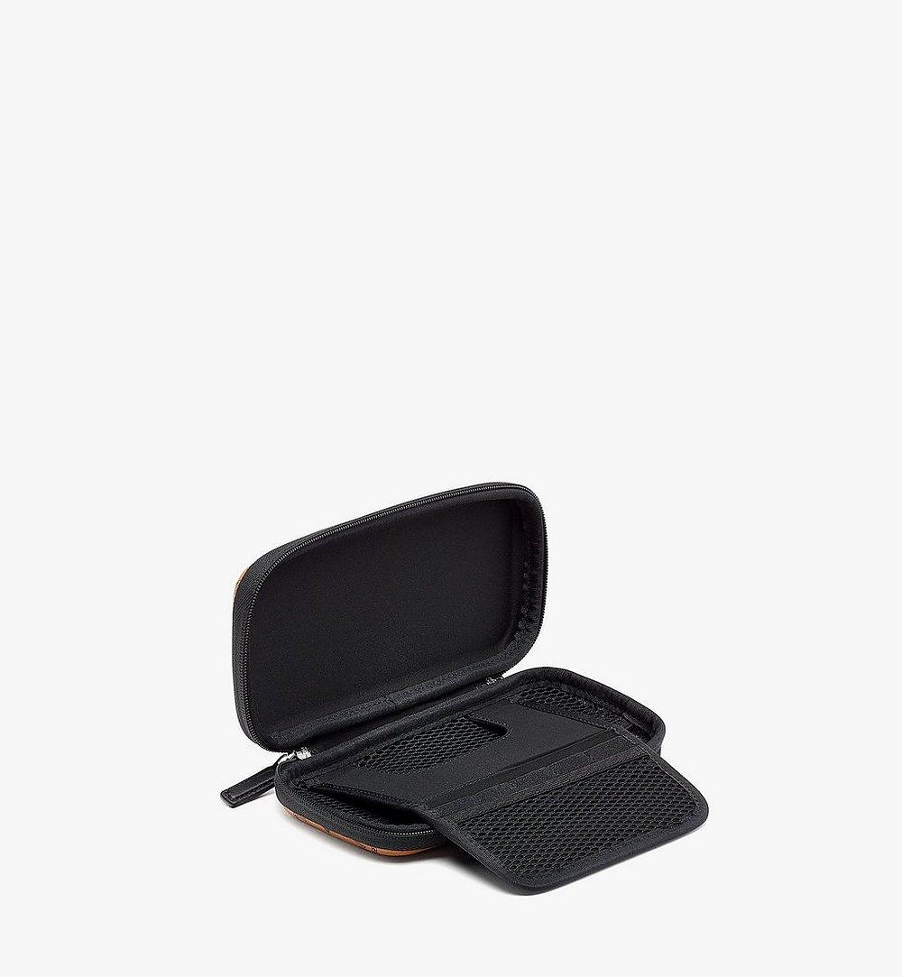 MCM Lite Visetos腕带游戏机保护套 Cognac MXZBSVI17CO001 更多视角 1