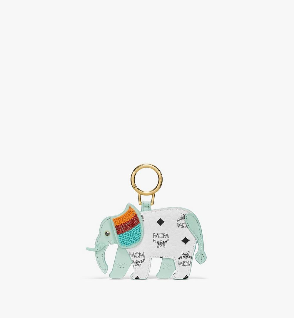 MCM Zoo 2D Elephant Charm in Visetos 1