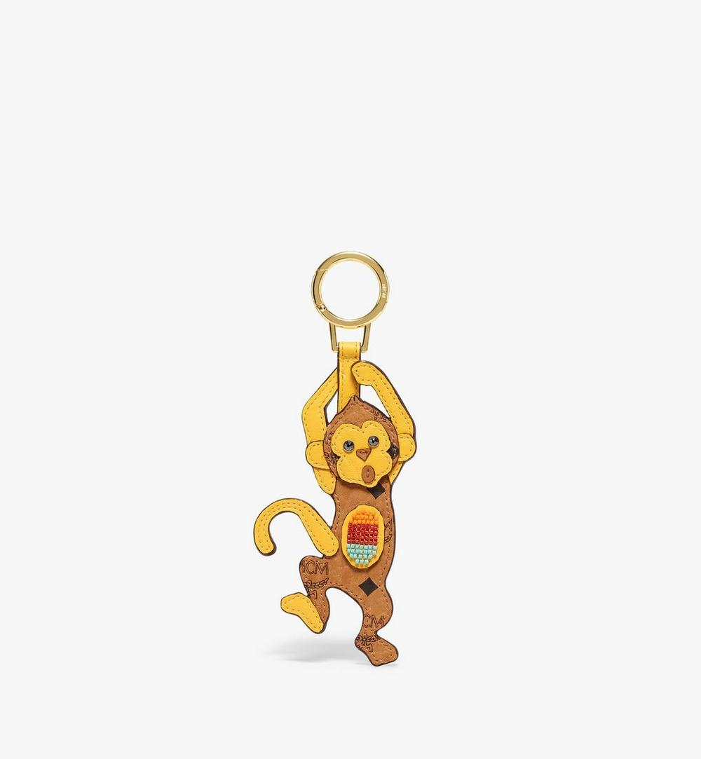 MCM Zoo 2D Monkey Charm in Visetos 1