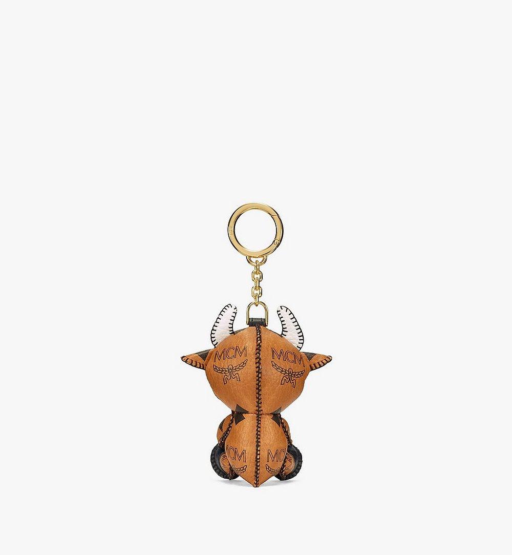 MCM New Year Ox Schlüsselanhänger in Visetos  MXZBSXL09CO001 Noch mehr sehen 2