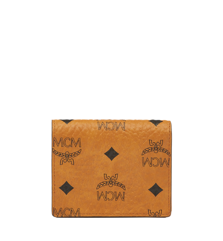 MCM Heritage Kartenetui in Visetos Alternate View 3