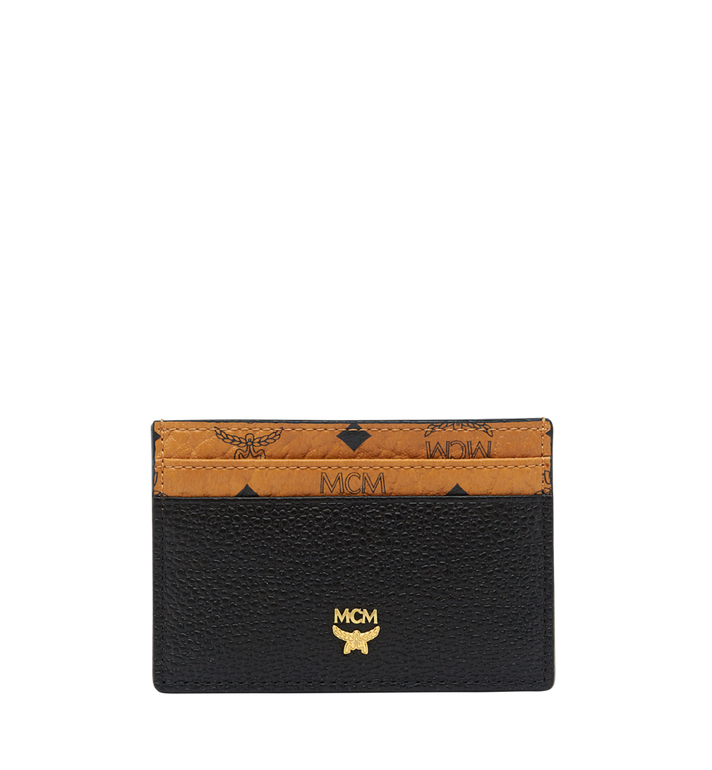 MCM Corina Visetos Card Case Alternate View