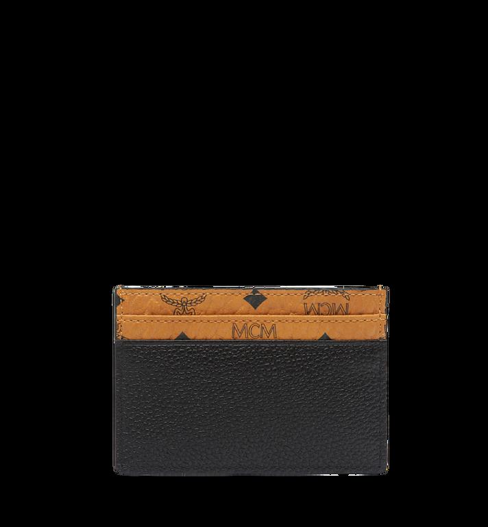 MCM Corina Visetos Card Case MYA7ACN15BK001 AlternateView3