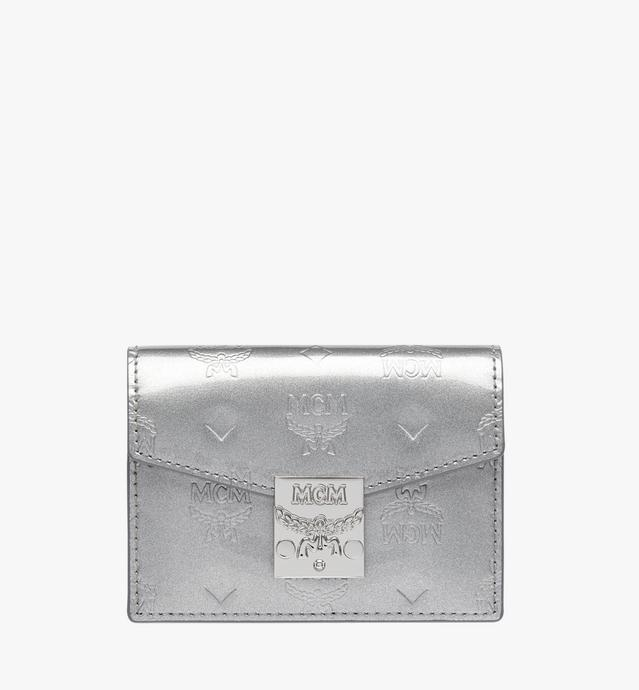 Patricia Card Holder in Monogram Patent Leather