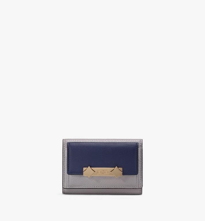 MCM Milano Mini Three-Fold Wallet Alternate View