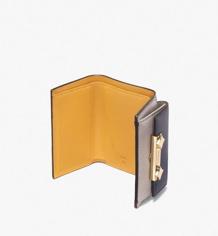 MCM Milano Mini Three-Fold Wallet  MYA9ADA05EZ001 Alternate View 3