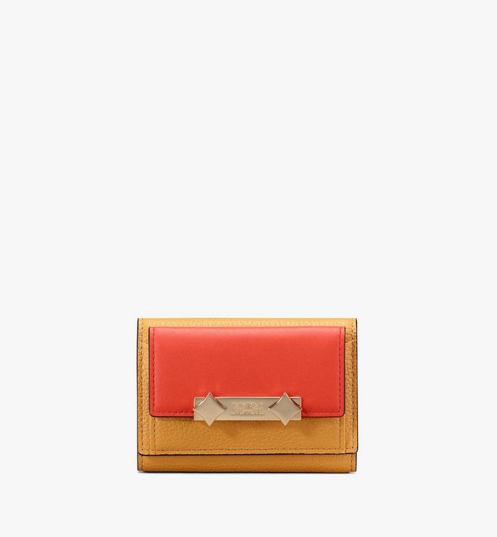MCM Milano Mini Three-Fold Wallet Alternate View