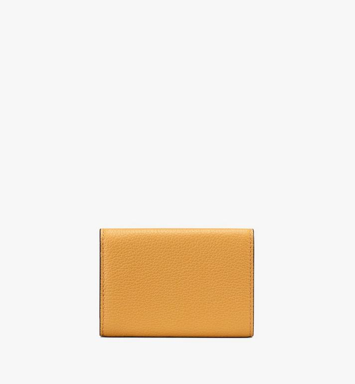 MCM Milano Mini Three-Fold Wallet Alternate View 2