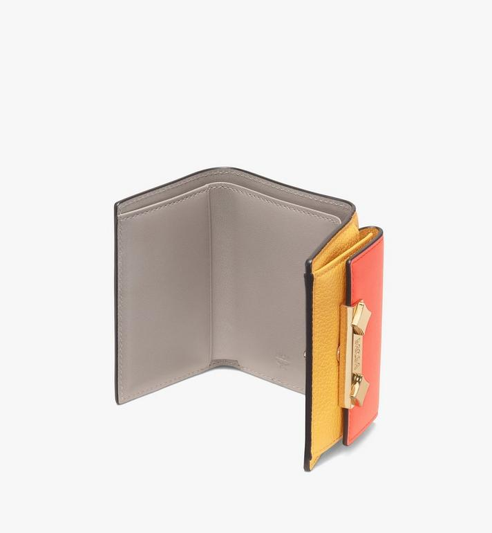 MCM Milano Mini Three-Fold Wallet Alternate View 3