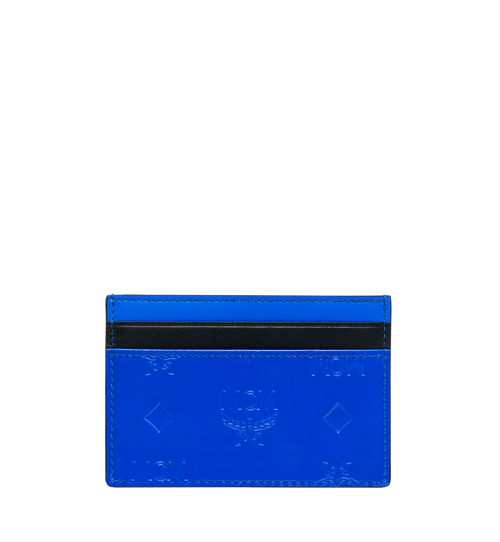 Patricia Card Case in Monogram Patent Leather
