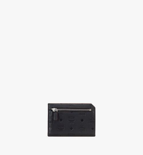 Klara Multifunction Card Holder in Monogram Leather