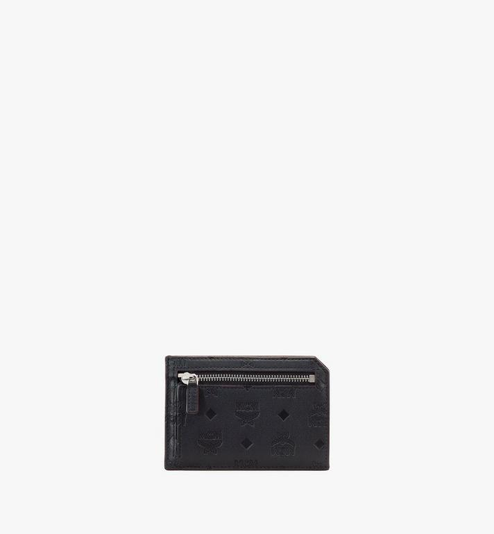 MCM Klara Multifunction Card Holder in Monogram Leather Alternate View