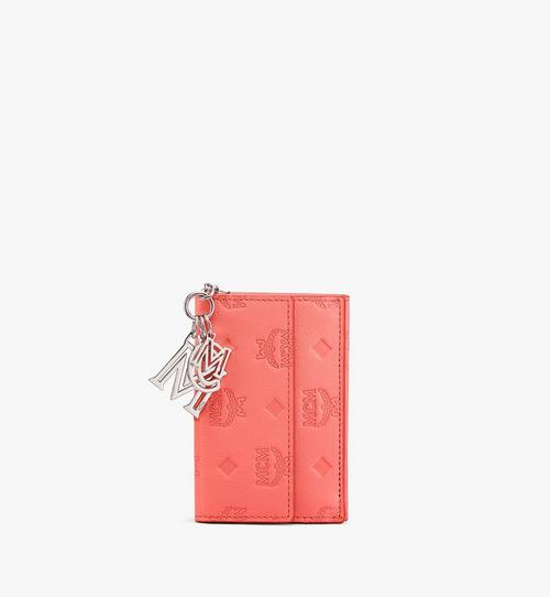 Klara Mini Trifold Wallet in Monogram Leather