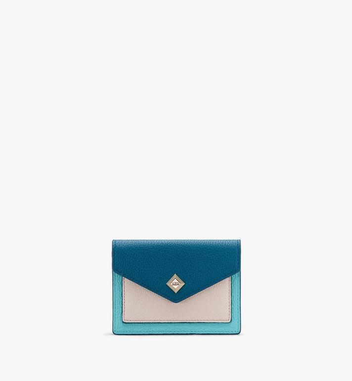 MCM Love Letter Mini Wallet in Park Avenue Leather Alternate View