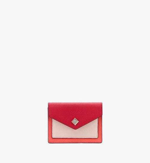 Love Letter Mini Wallet in Park Avenue Leather