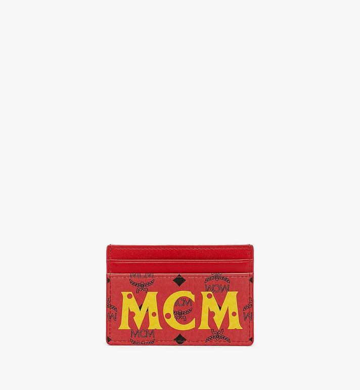 MCM Porte-cartes Année du Rat Alternate View
