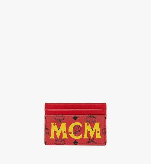 Year Of The Mouse Card Case