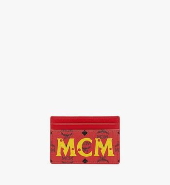 MCM Chinese New Year Card Case Alternate View