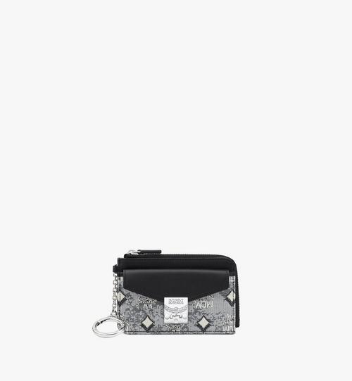 ジップカードケース - ヴィンテージ モノグラム ジャカード