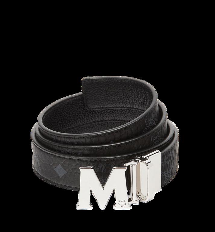 "MCM Claus M Reversible Belt 1.2"" in Visetos Alternate View"