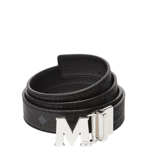 Claus M Reversible Belt 3 cm in Visetos