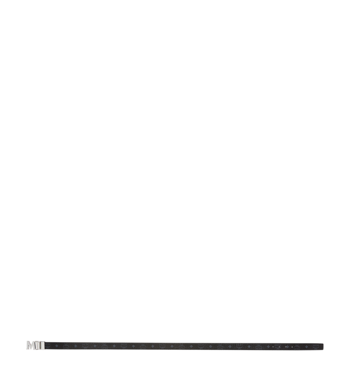 "MCM Claus M Reversible Belt 1.2"" in Visetos Black MYB7AVC10BK001 Alternate View 3"