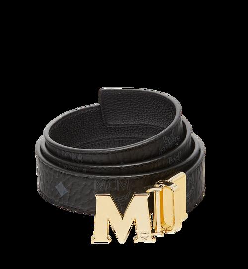 Claus M Reversible Belt 3 cm in Visetos