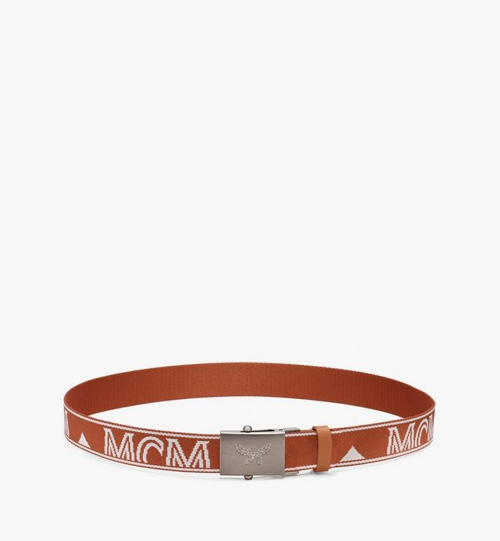 "MCM Logo Webbing Belt 1.4"" Alternate View 2"
